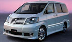 Toyota Alphard (First Generation)