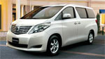 Toyota Alphard (Second Generation)