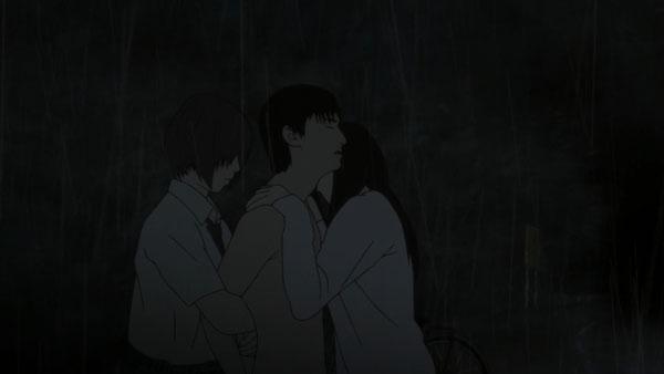 Nakamura Sawa, Kasuga Takao, Saeki Nanako