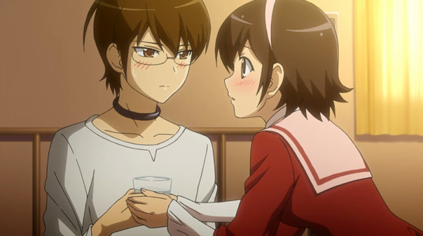 Katsuragi Keima Rabujoi An Anime Blog Images, Photos, Reviews