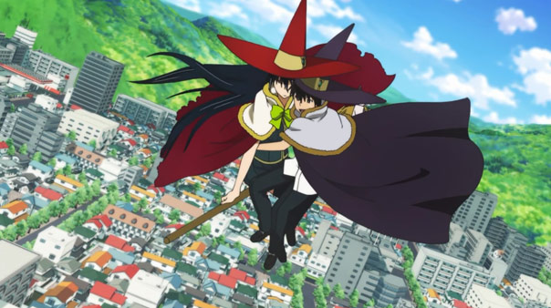 Witch Craft Works Rabujoi An Anime Blog