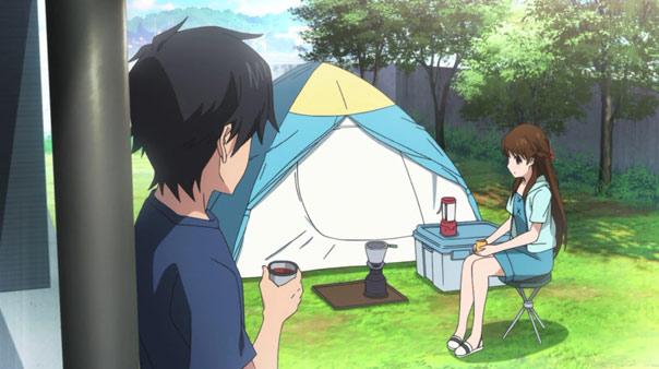 Touko starts dating kakeru