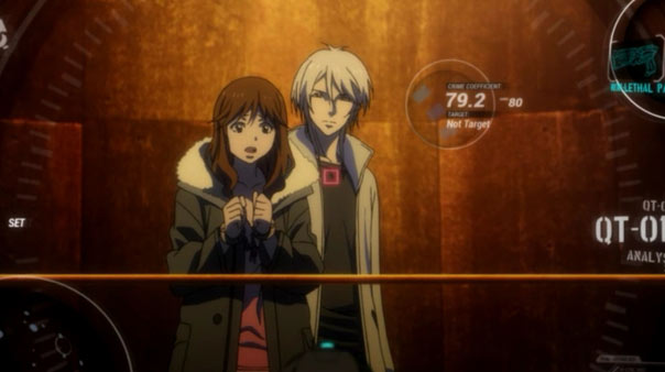 Image result for Psycho Pass comfort