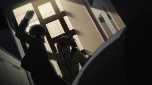 Fortunately When She Half Heartedly Declines To Have Kirito Visit Her Had No Intention Of Staying Away Shino Helps Own Case By Going Into