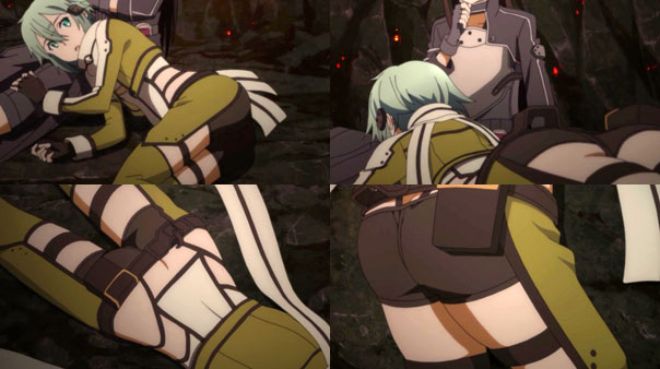 Sinon's Ass, From Four Different Angles