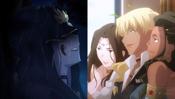 Fate Stay Night Unlimited Blade Works 14 Rabujoi An Anime Blog