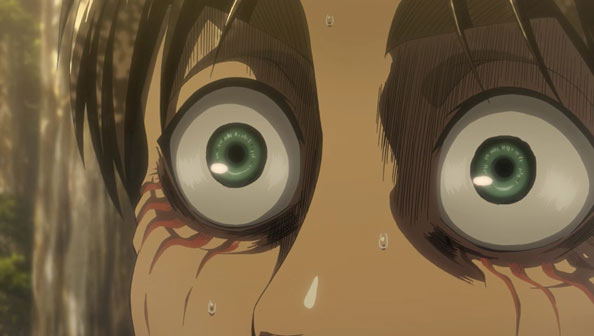 Just As Mikasa Has To Keep Calm And Watch Her Pace So Not Break The Rescue Party Formation Eren Do Anything Stupid By
