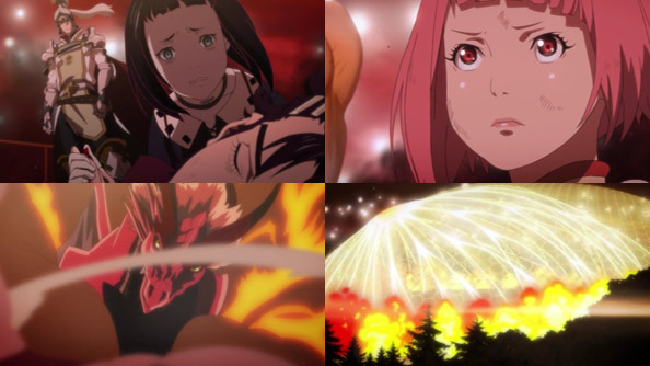Shingeki No Bahamut Virgin Soul RABUJOI An Anime Blog