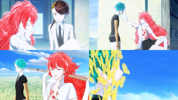 Houseki no Kuni Land of the Lustrous Character Card 20 Complete Set
