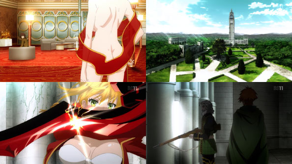 Fate/Extra Last Encore – 04 – RABUJOI – An Anime Blog