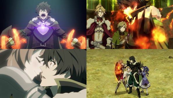 The Rising Of The Shield Hero 20 Strong Bonds Rabujoi An Anime Blog Did you scroll all this way to get facts about naofumi armor? shield hero 20 strong bonds