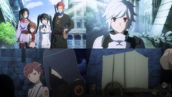 DanMachi II – 04 – The Lightning Rises – RABUJOI – An Anime Blog