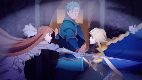 Sword Art Online Alicization War Of Underworld 10 The Turn Of The Tide Rabujoi An Anime Blog