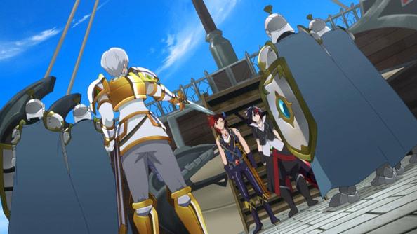 Shironeko Project: ZERO CHRONICLE – 04 – The Bodyguard