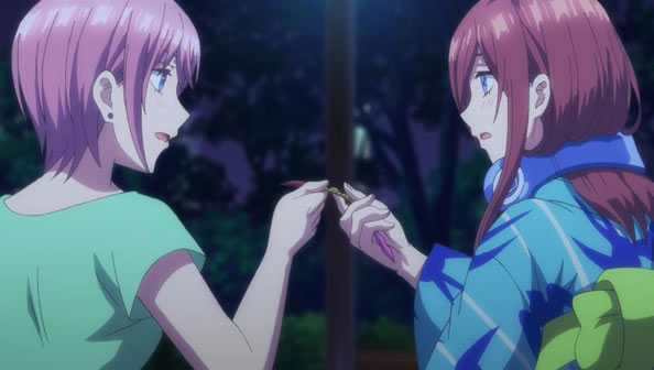 The Quintessential Quintuplets 05 Flying Colors Rabujoi An Anime Blog