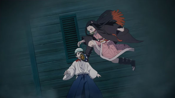 Demon Slayer: Kimetsu no Yaiba – 10 – Just Like Family
